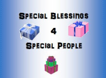 Special Blessings for Special People